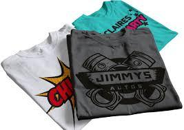 Bedrukte tshirts