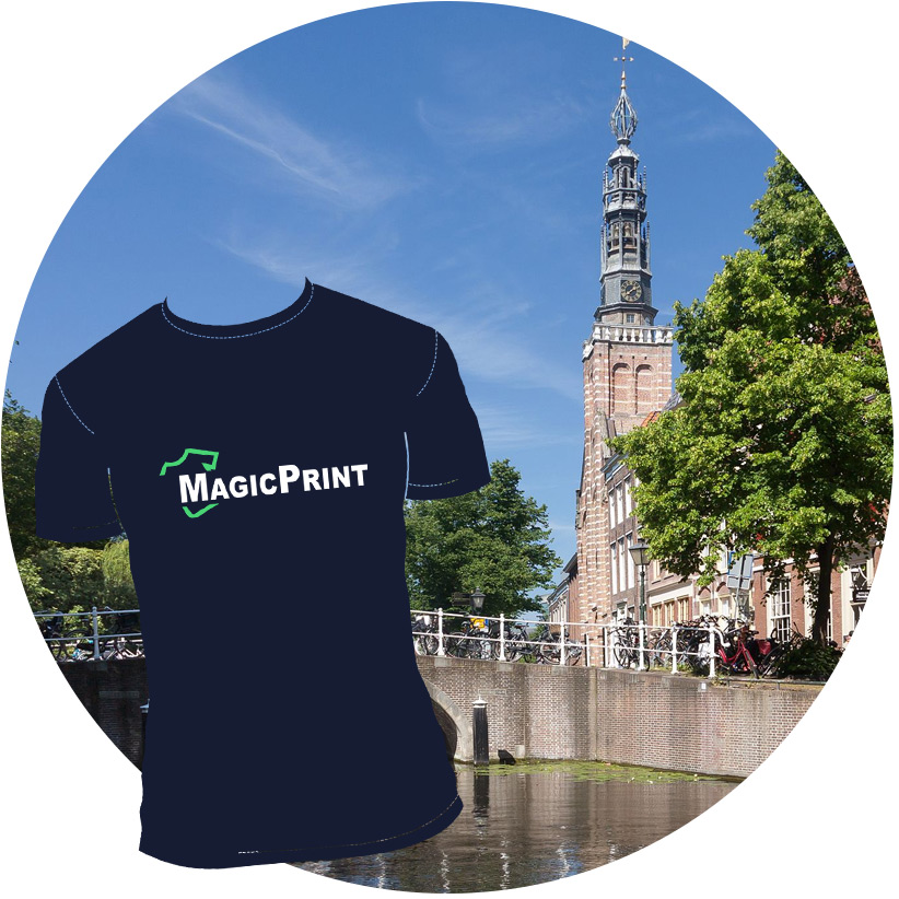T shirt bedrukken in Den Haag – Magic Print Den Haag Magic